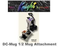 DC-Mug ½ Mug Attachment