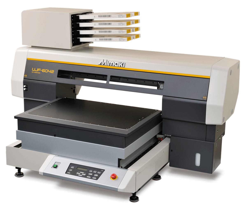 Mimaki UJF-6042 Tabletop UV Flatbed