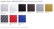 """Oracal 975CA Premium Structure Cast  (Carbon) 60"""" x 10yds"""