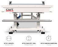 CWT Laminating Table 1647 Premium