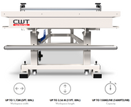 CWT Laminating Table 1840 Premium