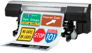 M-64s ColorPainter Traffic Printer 7 Color