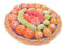 Assorted colored Maamoul - Front view - Libanais Sweets