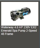 48hp emerald pump