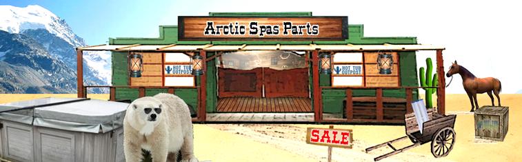 arctic spa parts online