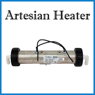 artesian spa heater