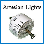 artesian spa lights