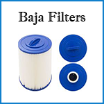 baja spa filters for hot tubs