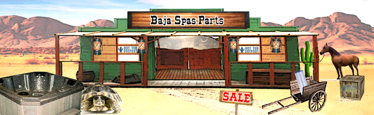 baja spa parts hot tub outpost