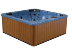 baja spas hot tub