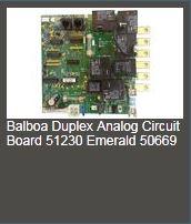 balboa emerald circuit