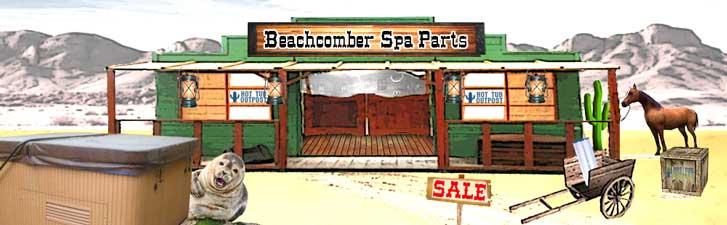 beachcomber spa parts