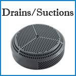 bullfrog drains and suctions