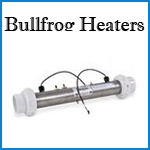 bullfrog heaters