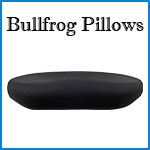 bullfrog pillows