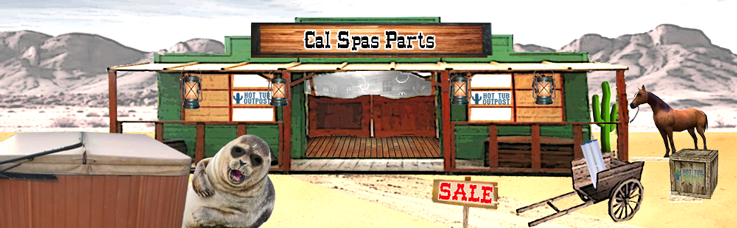 cal spa parts online