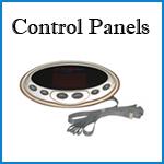caldera control panels