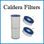 caldera spa filters