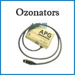 caldera spa ozonators