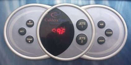 caldera controls