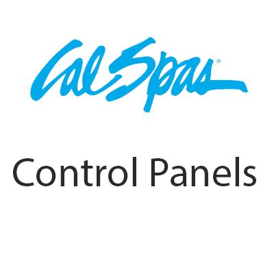 calspas control panels