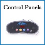 calspa control panels spa