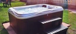 canadian spa hot tub