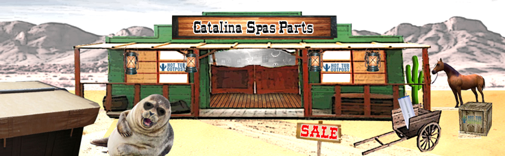 catalina spa parts hottubs