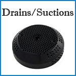 clearwater drains and suctions