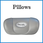 clearwater spa pillows
