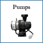 clearwater spa pumps