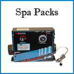 clearwater spa packs and control systems