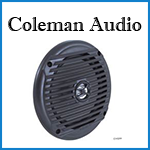 coleman spa audio and stereo parts