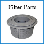 coleman spa filter parts
