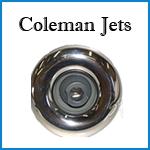 coleman spa jets