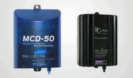 del ozonators