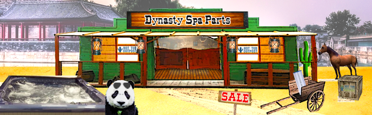 Dynasty spa parts online