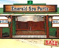 emeraldspaparts online
