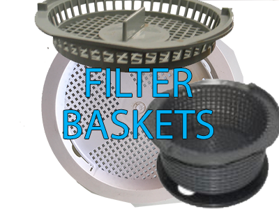 filter baskets for spas