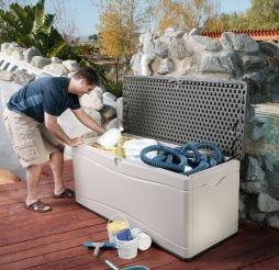 Handy Deck Box Outdoors