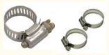 hose clamps spas