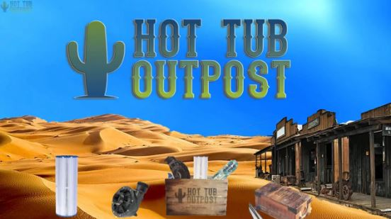 Hot tub outpost