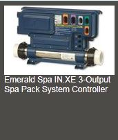 inxe3 spa pack Emerald