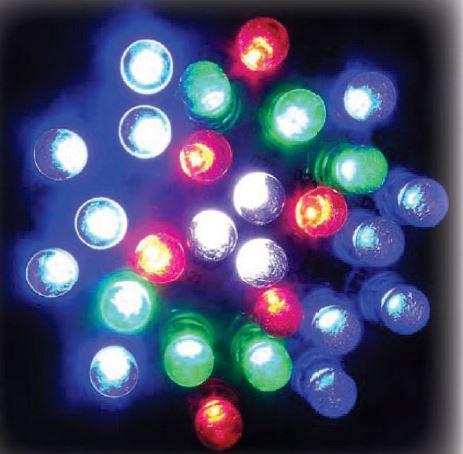 LED Lights bright 27 points of light