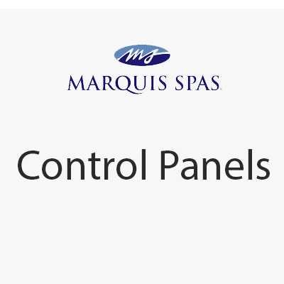 marquis spa control panels
