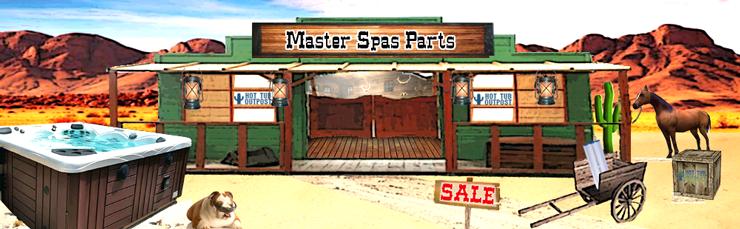 master spa parts hto6