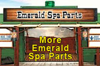 more emerald spa parts