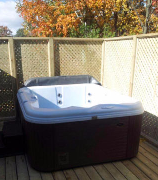 nordic hot tub models