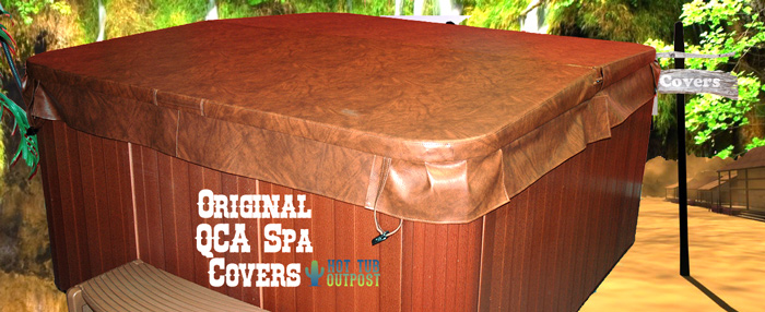 QCA Spa covers factory original