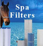 Sale of QCA Spa filters online at Hot Tub Outpost.